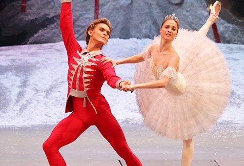 Movie: Bolshoi Ballet's The Nutcracker