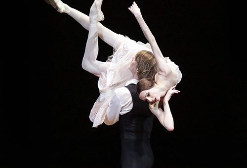 Movie: Bolshoi Ballet's The Lady of the Camellias