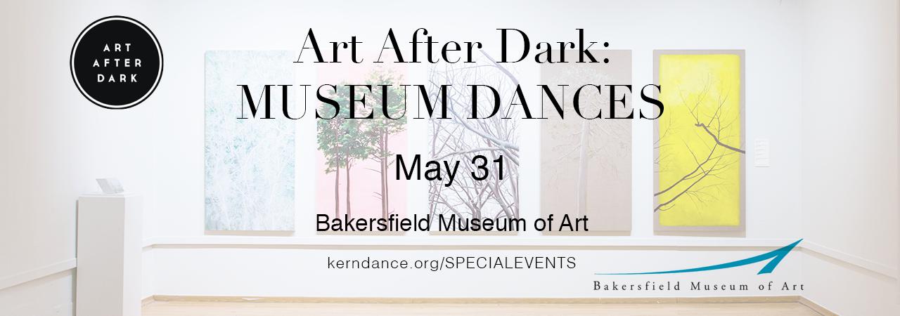 Art After Dark: MUSUEM DANCES