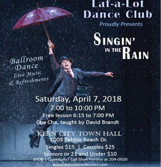 Laf-a-Lot Dance Club: Singin' In The Rain