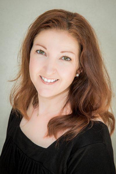 NANCY MILLER, Director of Creative + Visual Design