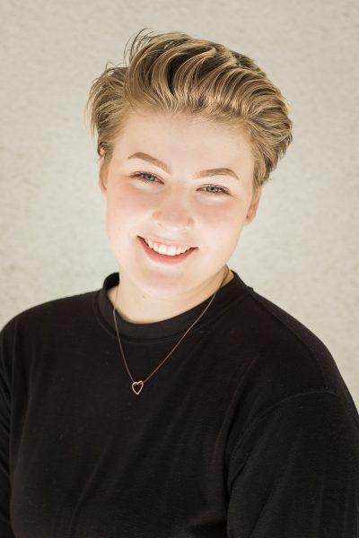 Eden Helston, Student Intern 2020