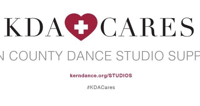 KDA Cares DANCE STUDIO SUPPORT